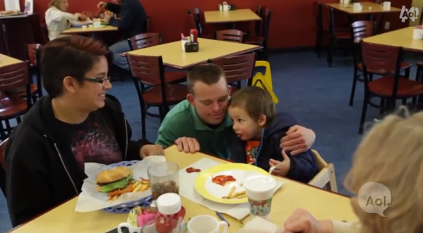 Restaurant Owner with Down Syndrome will Make Your Day!