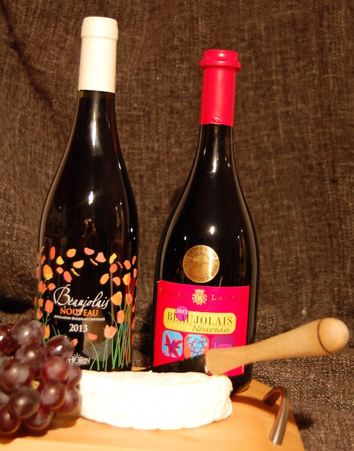 The King of Beaujolais Nouveau